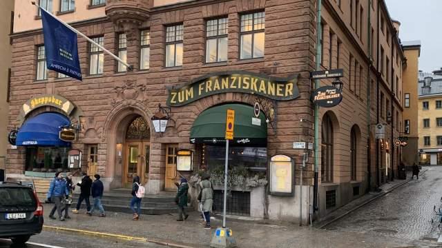 Images of Zum Franziskaner - Stockholm Beer Guide